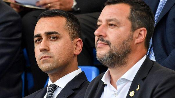 """M5s, Salvini """"usa"""" le forze di polizia"""
