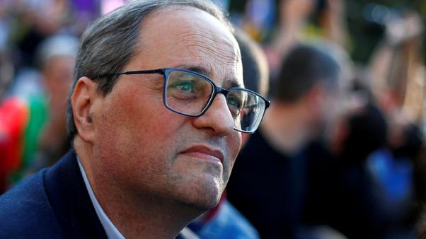 Catalonia leader to be tried over separatist propaganda during election