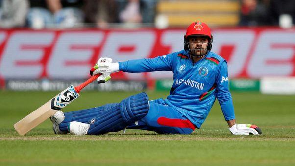 Rashid named Afghanistan captain across all formats