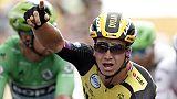 Tour: Groenewegen vince la 7/a tappa