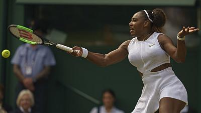 Serena and Halep chase milestones in Wimbledon final