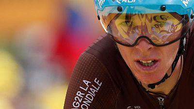 Cycling: Bardet shameful but revengeful after Tour de France blow
