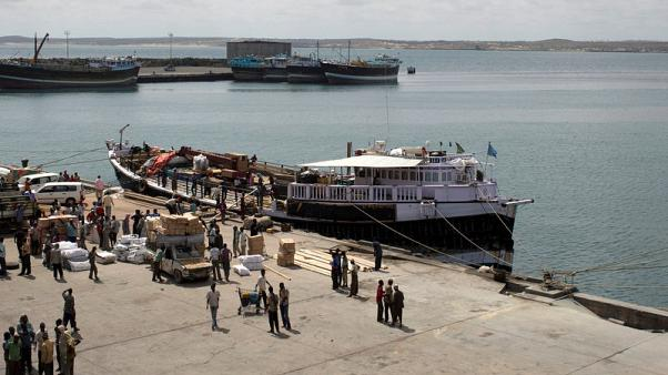 Suicide car bomb targets hotel in Somali port city, two journalists confirmed dead
