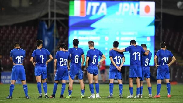 Calcio, azzurrini a caccia del bronzo