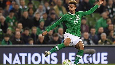 Sheffield United sign Ireland striker Robinson from Preston