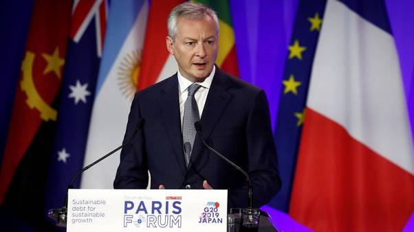 G7 deal on minimum tax rates seen eluding ministers - French source