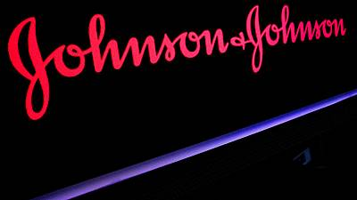 J&J faces criminal probe related to baby powder - Bloomberg