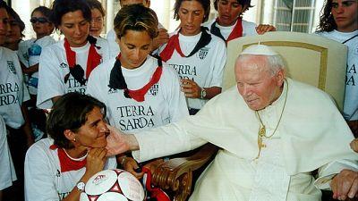 'Giovanni Paolo II, Papa sportivo'