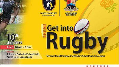 Nigeria: Rugby seminar excites Lagos school Teachers and Pupils