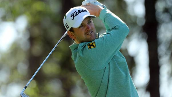 Wiesberger cards career-best 61 to share Scottish Open lead