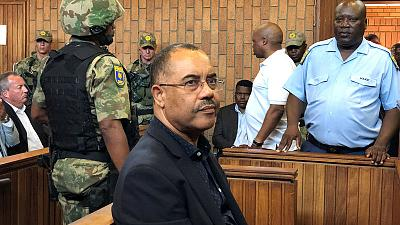 South African minister aims to revoke extradition of ex-Mozambique finance minister - document