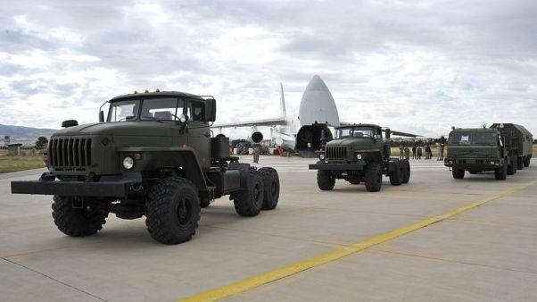 روسيا تسلم مزيدا من معدات الدفاع الجوي لتركيا
