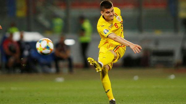Football: Belgian champions Genk sign son of Hagi