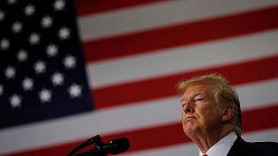 Democrats take aim as Trump abandons drug pricing plan