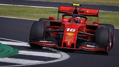 F1: Inghilterra, Ferrari le più veloci