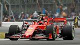 لوكلير الأسرع في التجارب الحرة الأخيرة لسباق بريطانيا لفورمولا 1