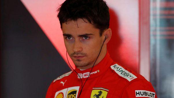 Leclerc fastest in final British GP practice