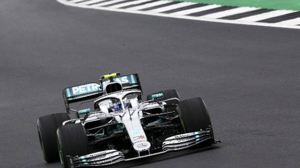 F1: Inghilterra, Mercedes Bottas in pole