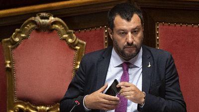 Meranda,visto Salvini in altre occasioni