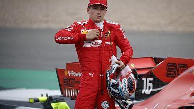 F1: Leclerc, miglior risultato possibile