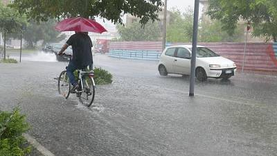 Temporali in arrivo a Nord-Ovest
