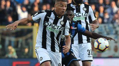 Udinese, Badu ceduto all'Hellas Verona