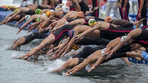 Nuoto fondo, Acerenza quinto nella 5 km