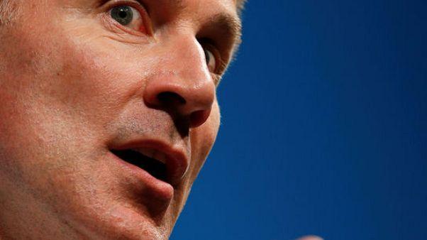 هنت: بريطانيا ستسهل الإفراج عن ناقلة إيرانية مع ضمانات بعدم توجهها لسوريا