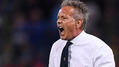 Bologna coach Mihajlovic announces battle with Leukaemia