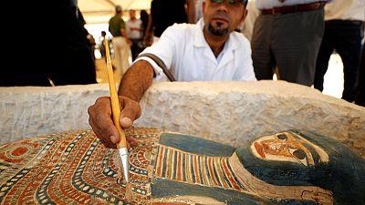 Egypt opens Sneferu's 'Bent' Pyramid in Dahshur to public