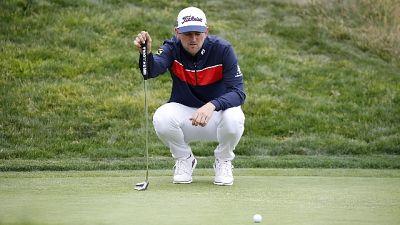 Golf: Scottish Open,Wiesberger in vetta