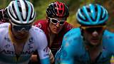 Crash-hit Thomas satisfied with Tour de France condition