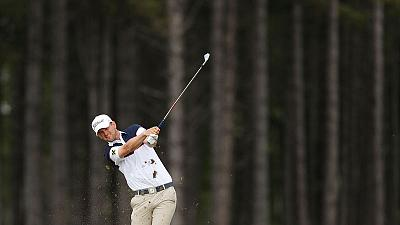 Wiesberger two shots clear after 54 holes at Scottish Open