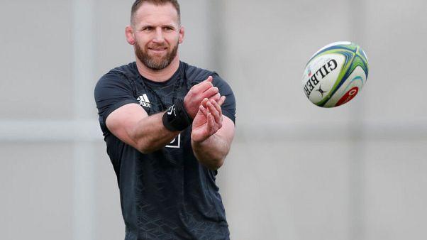 'Stuff the Poms!' - All Blacks captain rallies New Zealand