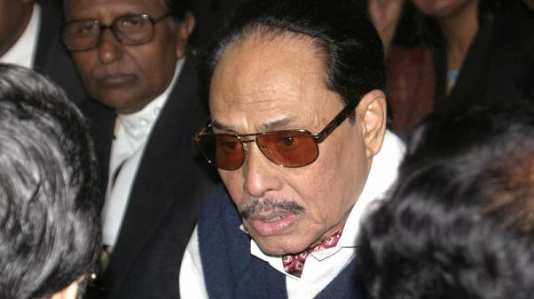 Bangladesh's Ershad, opposition leader and former army ruler, dies at 90