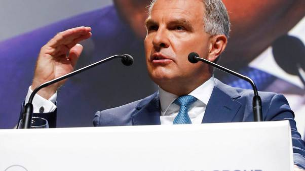 Lufthansa CEO sees no 'Greta Effect' on passenger numbers