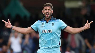 Plunkett, Woakes help England restrict New Zealand to 241-8
