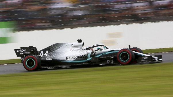 F1: 6/o trionfo Hamilton a Silverstone