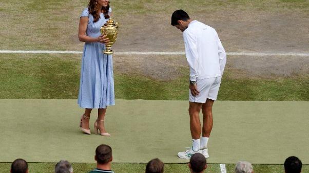 """Djokovic: """"Una delle finali più belle"""""""