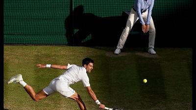 Wimbledon: trionfo di Djokovic