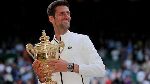 Djokovic Beats Federer In Wimbledon Epic To Win Fifth Title Euronews