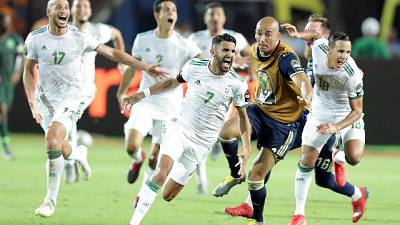 Coppa d'Africa: l'Algeria vola in finale
