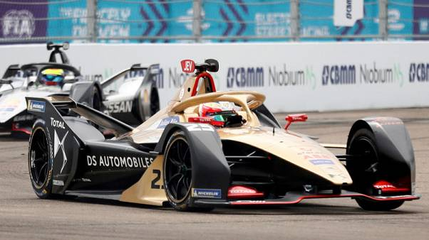 Vergne becomes Formula E's first double champion