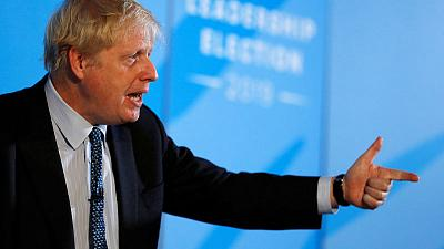 Johnson would meet Trump to negotiate trade deal after becoming Prime Minister - The Times