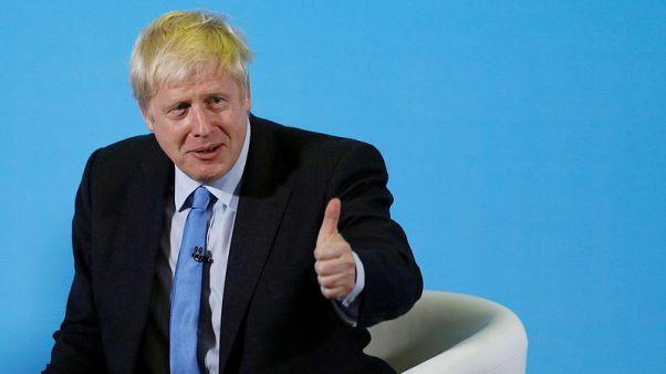 صحيفة : بوريس جونسون يريد مقابلة ترامب للتفاوض على اتفاق تجاري بعد أن يصبح رئيسا لوزراء بريطانيا