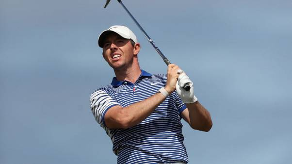 McIlroy hopes to attack Royal Portrush with driver
