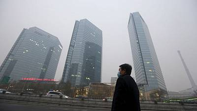 China greenhouse gas emissions soar 50% during 2005-2014 - government data