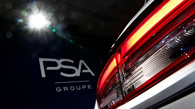 Carmaker PSA's sales decline on emerging-market slump