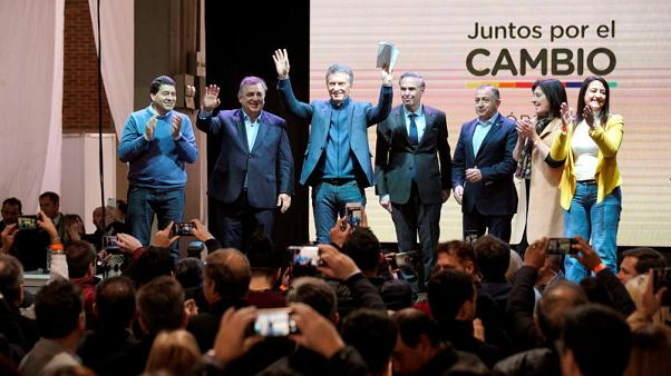 As Argentina election nears, are the economic stars aligning for Macri?