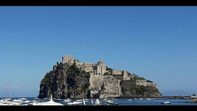 Sequestrato Castello Aragonese ad Ischia